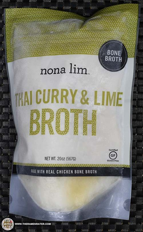 NL8: Meet The Manufacturer: Nona Lim Laksa Rice Noodles + Thai Curry & Lime Broth
