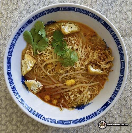 #2617: Nissin Cup Noodles Laksa Flavour (Shiok! More Laksa!) - Singapore - The Ramen Rater - instant noodle