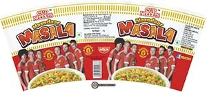#2626: Nissin Cup Noodles Mazedaar Masala - India - The Ramen Rater - instant noodles