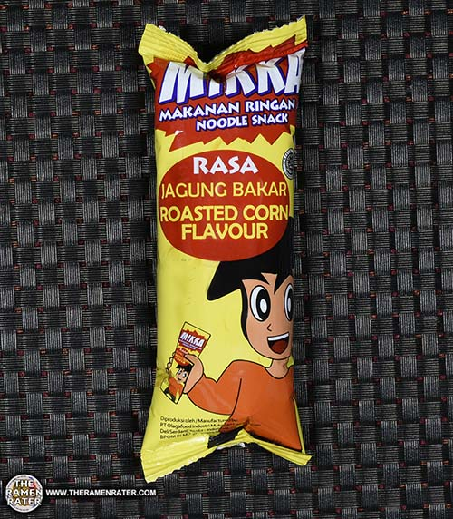 Meet The Manufacturer: #2556: Mikka Noodle Snack Roasted Corn Flavour