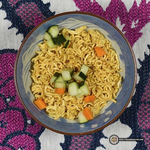 Meet The Manufacturer: #2658: Mikka Noodle Snack Barbeque Flavour - Olagafood - The Ramen Rater - Indonesia