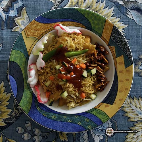 Meet The Manufacturer: #2661: Maitri Vegetarian Fried Noodles