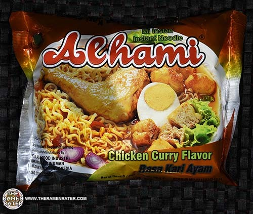 Meet The Manufacturer: #2662: Alhami Instant Noodle Chicken Curry Flavor