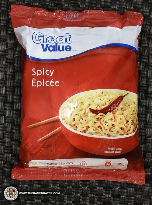 Re-Review: Great Value Spicy Ramen Noodles (Flu Edition) - Canada - The Ramen Rater - fire noodle challenge