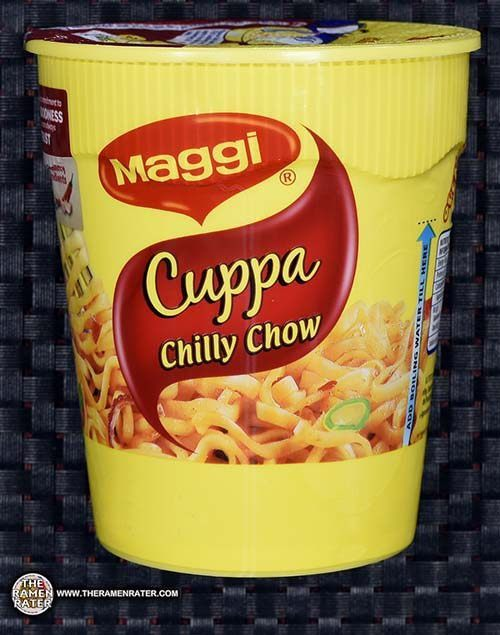 #2704: Maggi Cuppa Chilly Chow