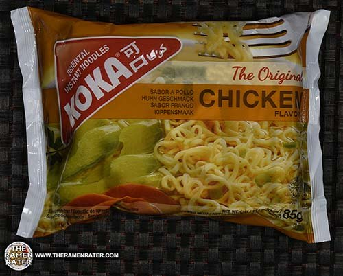 #2674: KOKA Oriental Instant Noodles The Original Chicken Flavour