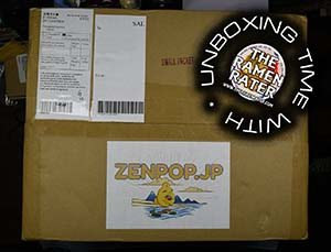 Unboxing Time: Zenpop Local Flavors Japanese Ramen Pack
