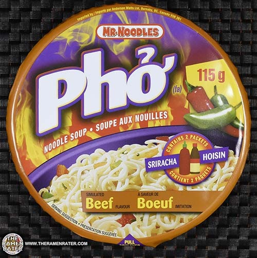 #2720: Mr. Noodles Pho Noodle Soup Simulated Beef Flavour - Canada