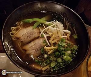 Restaurant #2761: Shibu Ramen - Kirkland, Washington