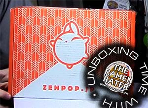 Unboxing Time: Zenpop Ramen + Sweets Mix Pack