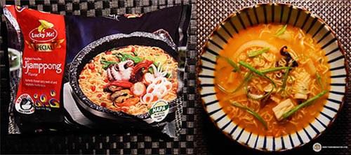 #5:Lucky Me! Special Instant Noodles Jjamppong Flavor