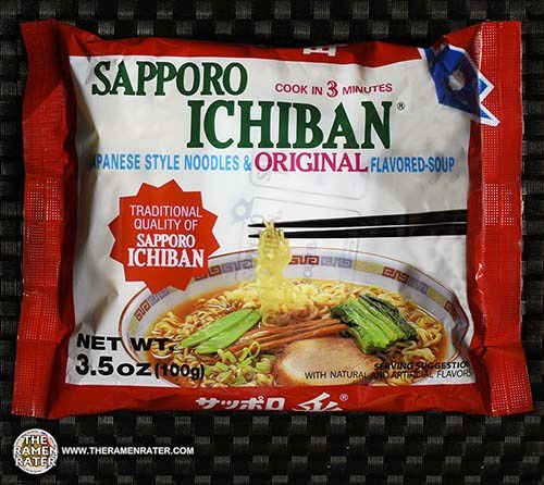 Meet The Manufacturer: Re-Review: Sapporo Ichiban Japanese Style Noodles & Original Flavored Soup