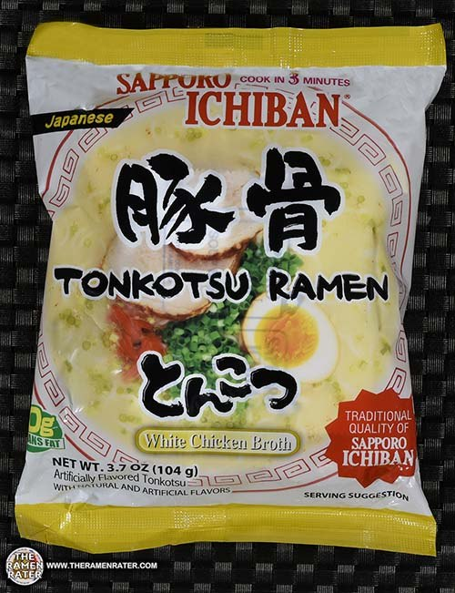 Meet The Manufacturer: Re-Review: Sapporo Ichiban Tonkotsu Ramen White Chicken Broth