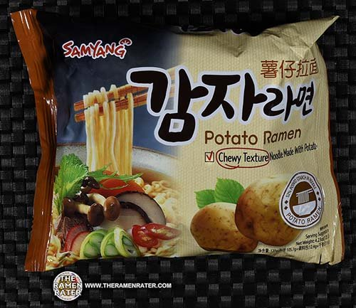 #2840: Samyang Foods Potato Ramen