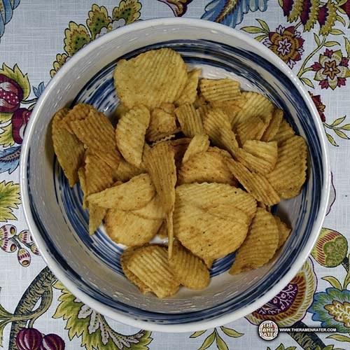 #2903: Nissin Demae Ramen Sesame Oil Flavour Potato Chips