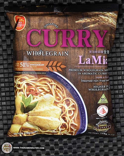Re-Review: Prima Taste Singapore Curry Wholegrain La Mian
