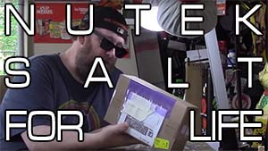 Unboxing Time: Lowering Your Sodium Intake With Nutek Food Science Salt For Life