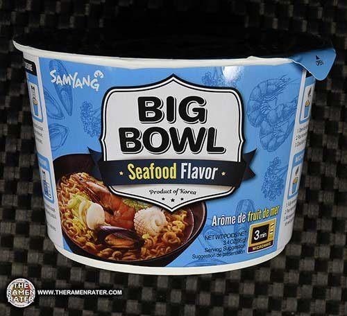 #2934: Samyang Foods Big Bowl Seafood Flavor