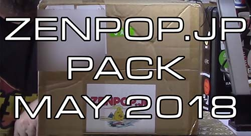 Zenpop Japan Ramen Tour Pack - May 2018 - Japan