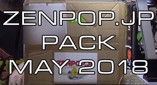 Zenpop Japan Ramen Tour Pack - May 2018 - Japan