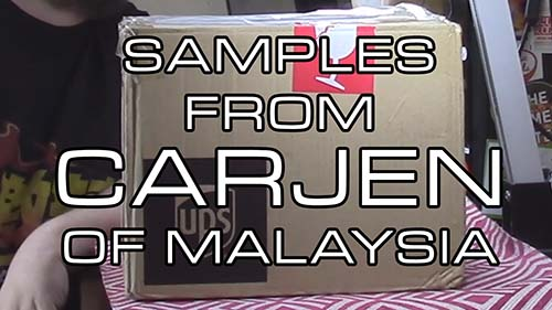 Unboxing Time: Favorites From CarJEN Foods Of Malaysia!