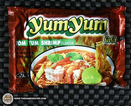 #2920: Yum Yum Authentic Thai Style Instant Noodles Tom Yum Shrimp Flavour