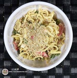 #2961: Nissin Cup Noodles Seafood Flavor