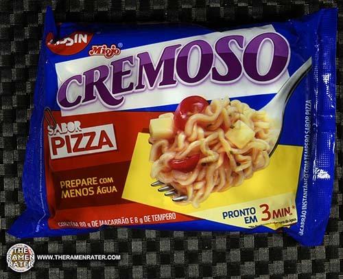 #2992: Nissin Miojo Cremoso Sabor Pizza - Brazil