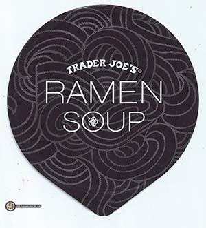 #3023: Trader Joe's Chicken Ramen Soup - United States
