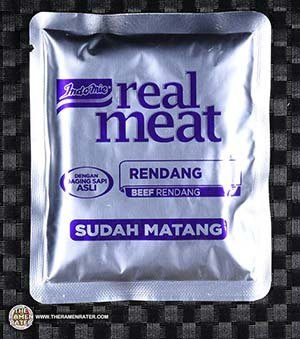 #3008: Indomie Real Meat Mi Instan Goreng Rendang - Indonesia