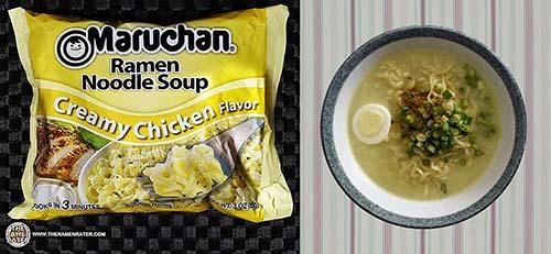 Maruchan Creamy Chicken Flavor Ramen Noodle Soup