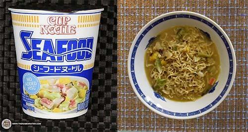 Nissin Cup Noodle Seafood Ramen Noodle Soup