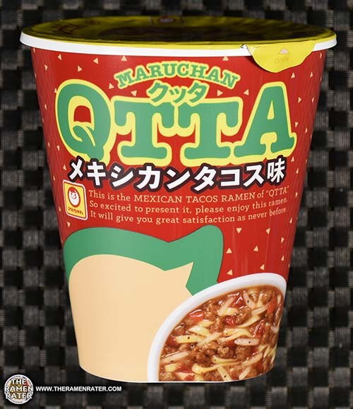 #3041: Maruchan QTTA Mexican Tacos Ramen - Japan