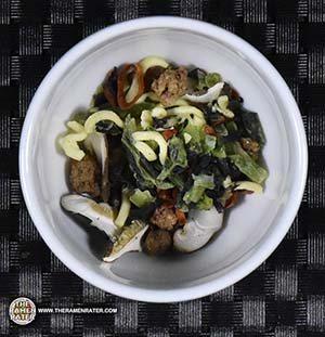 #3030: Nongshim Shin Black Spicy Rich Bone Broth Flavor - South Korea