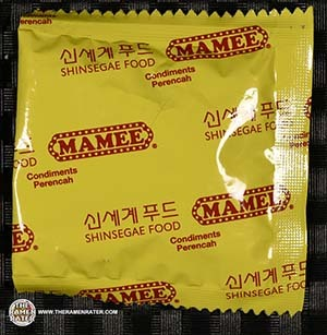 #3055: Mamee / Shinsegae Daebak Spicy Fried Chicken Dry Noodles - Malaysia