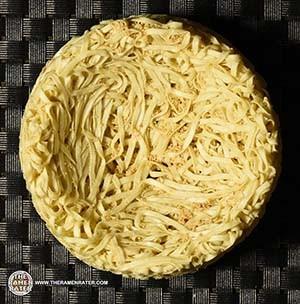 #3062: Nissin Cup Noodle Nice Kimchi Tonkotsu - Japan