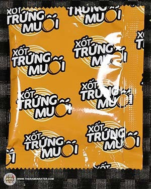 #3125: Micoem Cung Dinh Kool Mi Tron Trung Muoi (Salted Egg Flavor) - Vitenam
