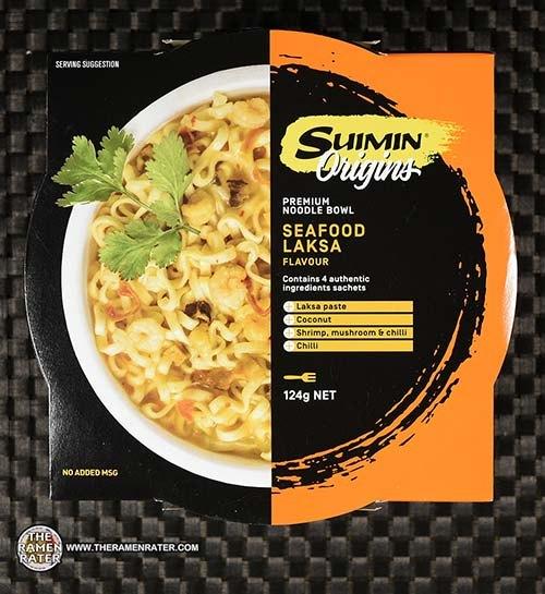 Meet The Manufacturer: #3136: Suimin Origins Premium Noodle Bowl Seafood Laksa Flavour - Australia