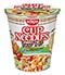 #3140: Nissin Cup Noodles Soup'D Up Zesty Chicken Flavor - United States