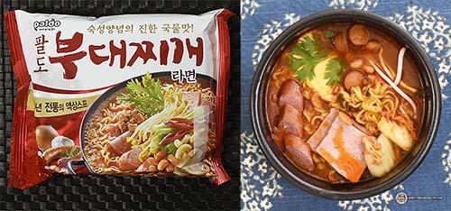 Best Korean Ramen - Paldo Budae Jjigae