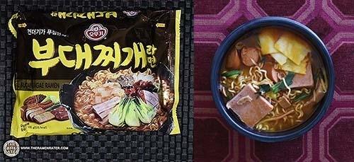 Best Korean Ramen - Ottogi Budae Jjigae Ramen