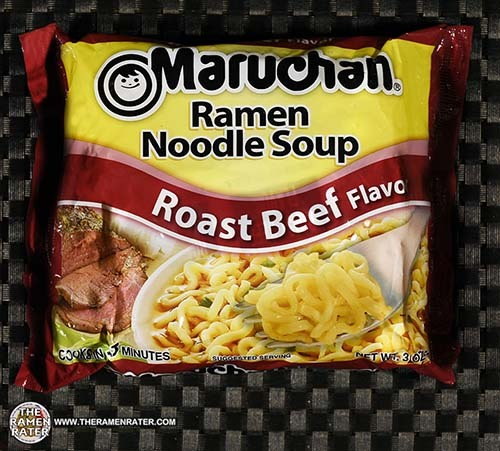 #3182: Maruchan Ramen Noodle Soup Roast Beef Flavor - United States