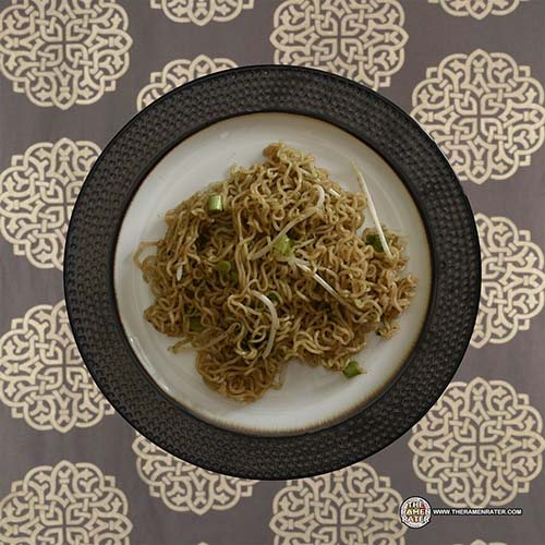#3185: Sakurai Foods Vegetarian Stir Fried Noodles (Worcestershire Sauce Flavor) - Japan
