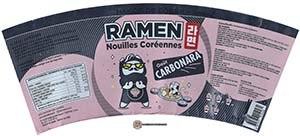 #3170: Maison De Coree x Samyang Ramen Gout Carbonara - France