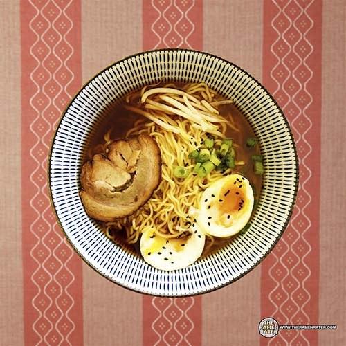#3176: Hakubaku Shoyu Soy Sauce Flavor Ramen - United States