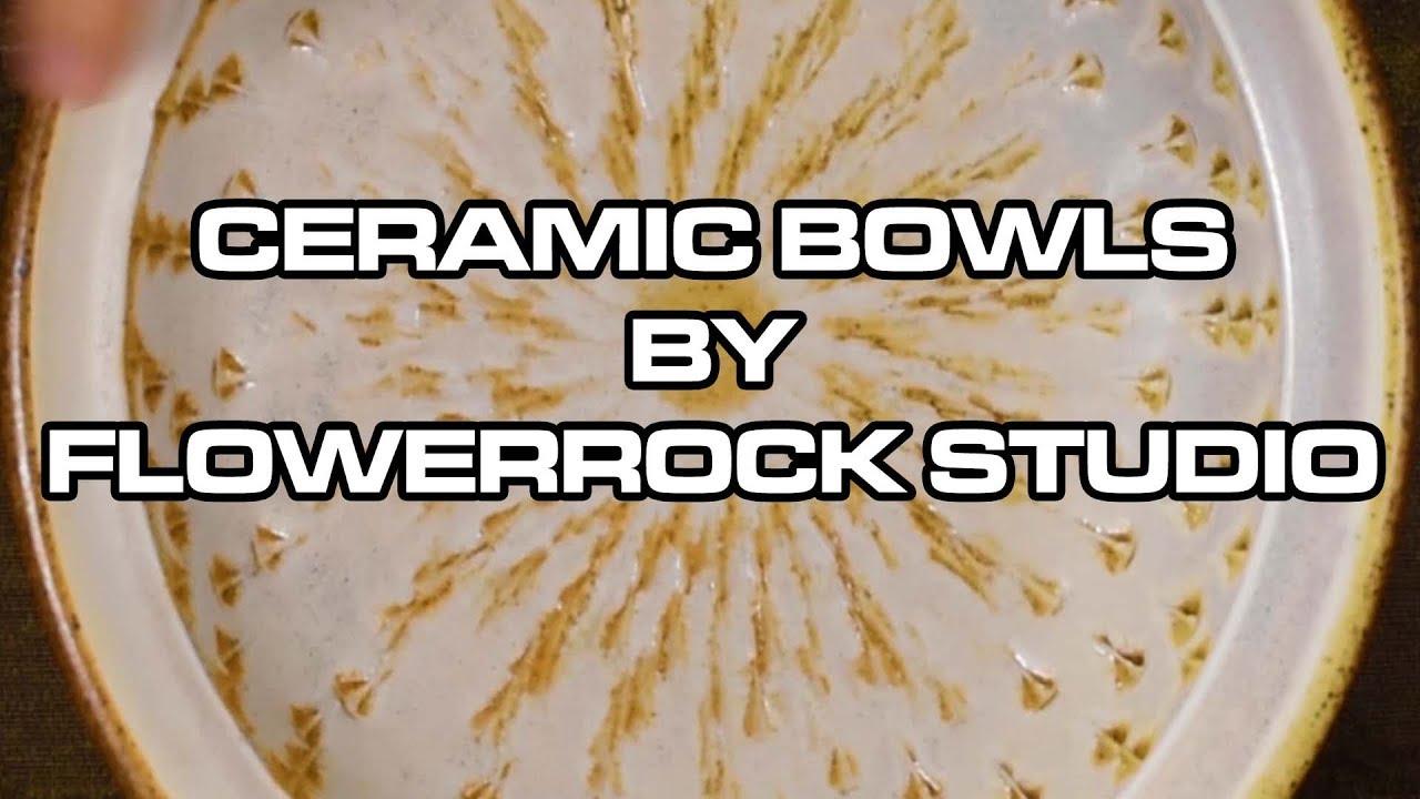 Meet The Manufacturer: Bowls From Flowerrock Studio - Taiwan