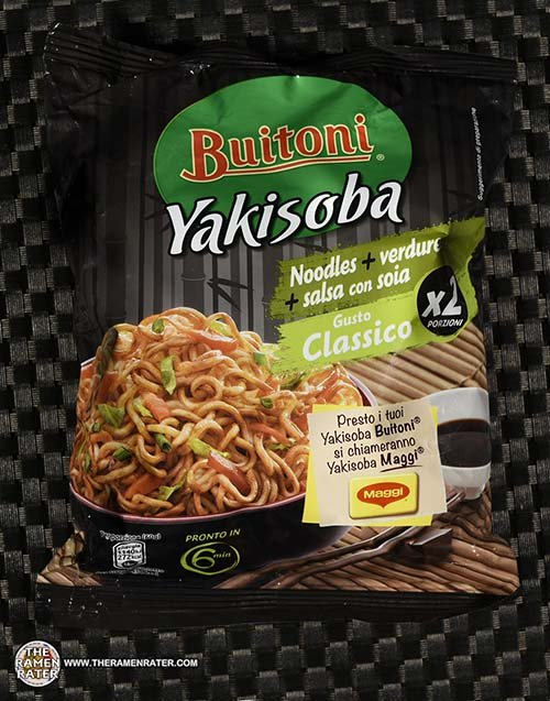 #3229: Buitoni Yakisoba Gusto Classico - Italy