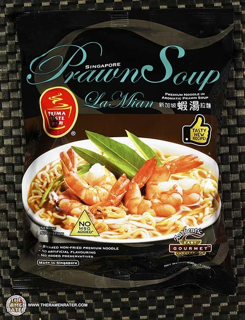 #3210: Prima Taste Singapore Prawn Soup La Mian - Singapore