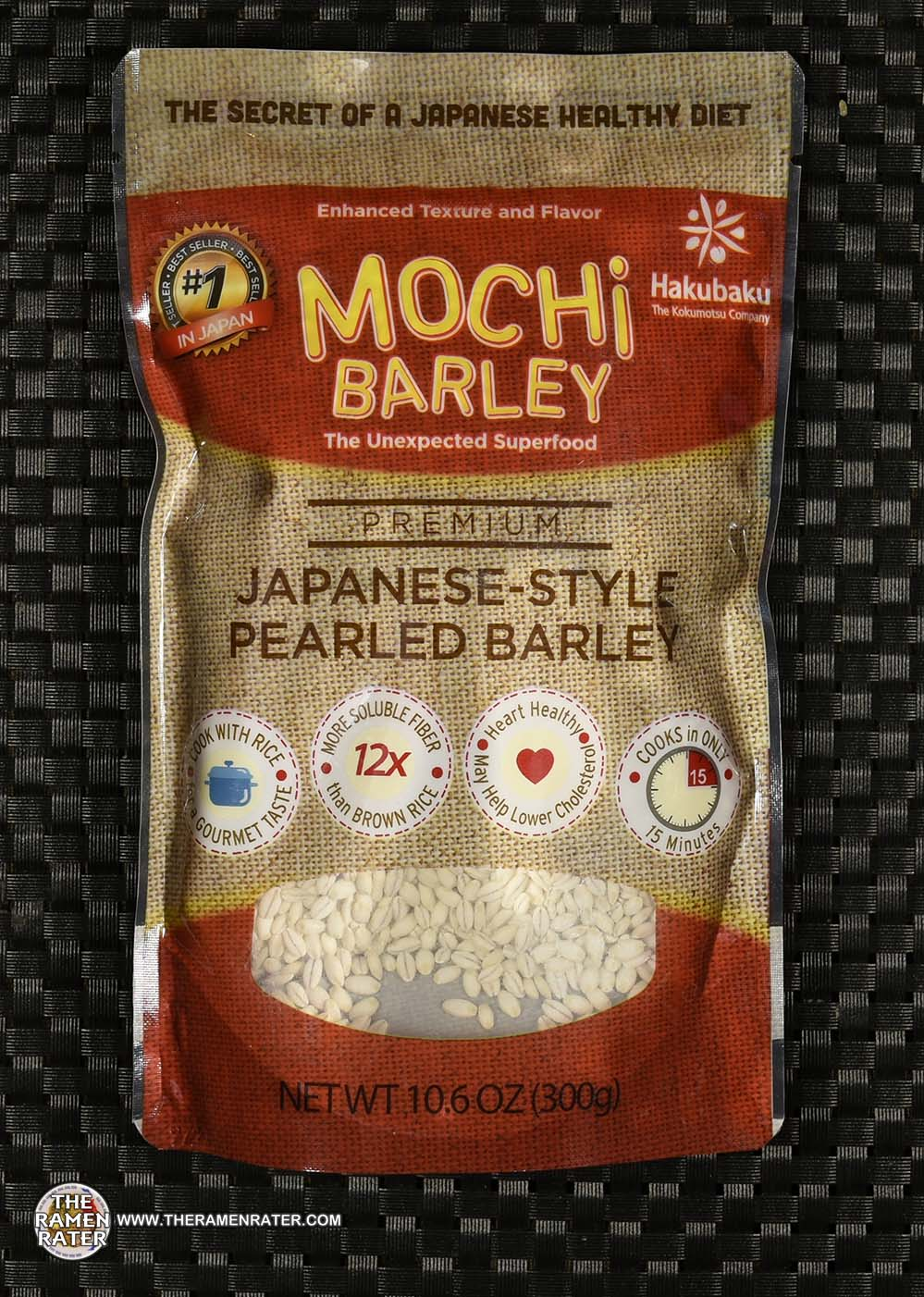 Meet The Manufacturer: Hakubaku Mochi Barley - Japan