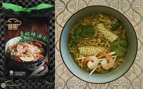 Top Ten Best Instant Noodles Of All Time 2019